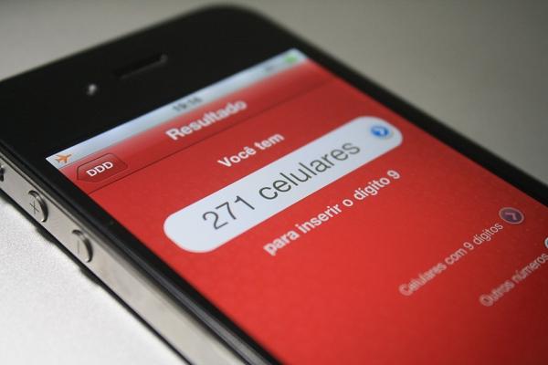 9 Dígitos, o app