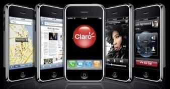 Claro iPhone 3G