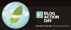[Blog Action Day 2007: meio ambiente]