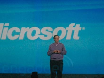 Bill Gates no último keynote da CES