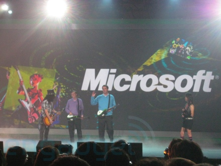 Guitar Hero - Bill Gates