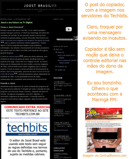 [Copiador do techbits]