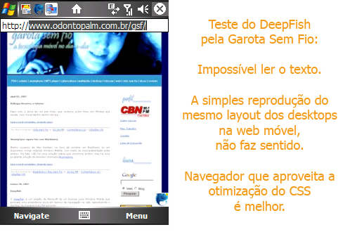 [exemplo do DeepFish browser