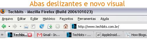 [Abas deslizantes do Firefox 2]