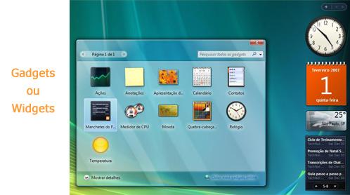 [Gadgets do Windows Vista]