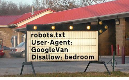 [Google Street View Robots.txt]