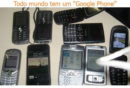 [Google Phone é de todos!]