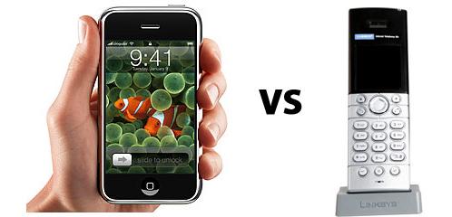 [Cisco vs Apple, imagem via Engadget]