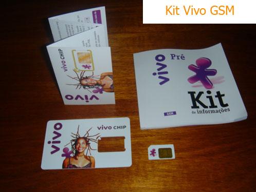 [Kit Vivo GSM]