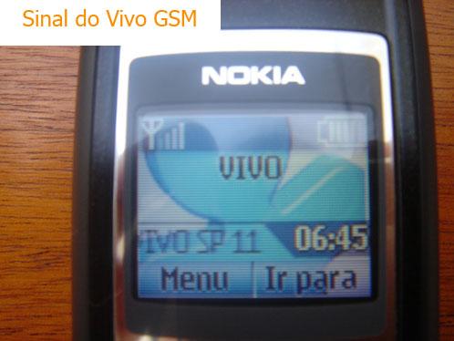 [Sinal Vivo GSM]