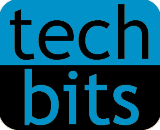[Techbits, logo original]