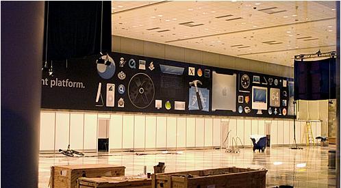 [Suposto banner da WWDC 2006]