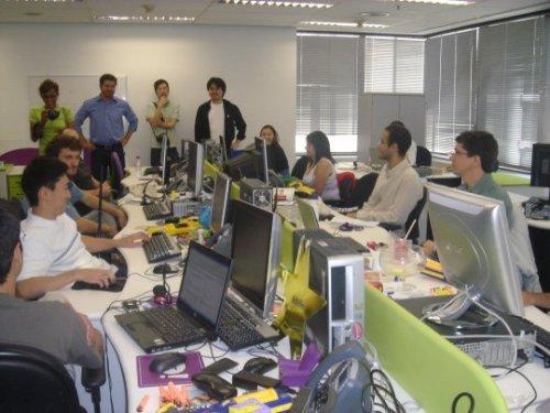 Escritório Yahoo! Brasil