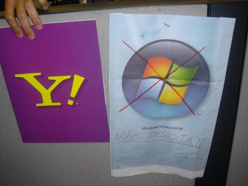[Yahoo Vista]