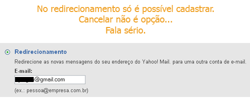 [Yahoo Mail Redirecionamento]