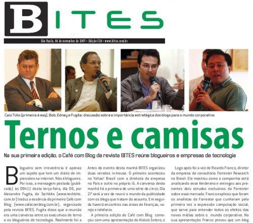 Revista Bites