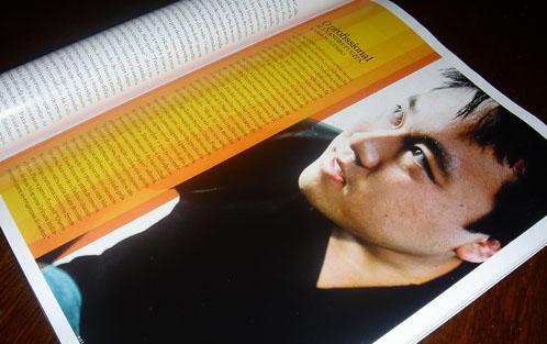 Página da Revista Época Negócios